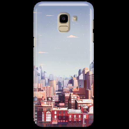 Etui na telefon SAMSUNG GALAXY J6 2018 CITY