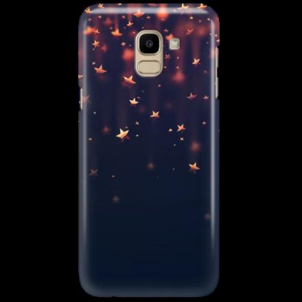 Etui na telefon SAMSUNG GALAXY J6 2018 GWIAZDKI STARS