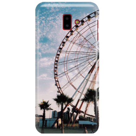 Etui na telefon SAMSUNG GALAXY J6 PLUS 2018 CALIFORNIA