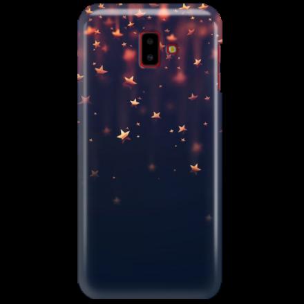 Etui na telefon SAMSUNG GALAXY J6 PLUS 2018 GWIAZDKI STARS