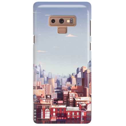 Etui na telefon SAMSUNG GALAXY NOTE 9 CITY