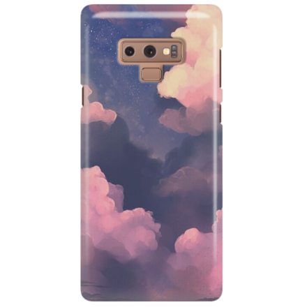 Etui na telefon SAMSUNG GALAXY NOTE 9 CLOUDS