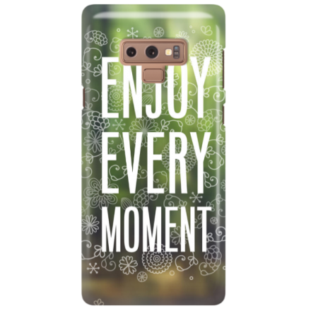 Etui na telefon SAMSUNG GALAXY NOTE 9 ENJOY EVERY MOMENT 2