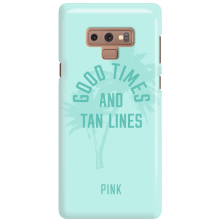 Etui na telefon SAMSUNG GALAXY NOTE 9 GOOD TIMES AND TAN LINES
