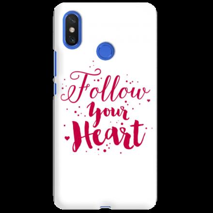Etui na telefon XIAOMI MI MAX 3 FOLLOW YOUR HEART