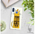 Etui na telefon XIAOMI MI MAX 3 HOME IS WHERE THE CAT IS