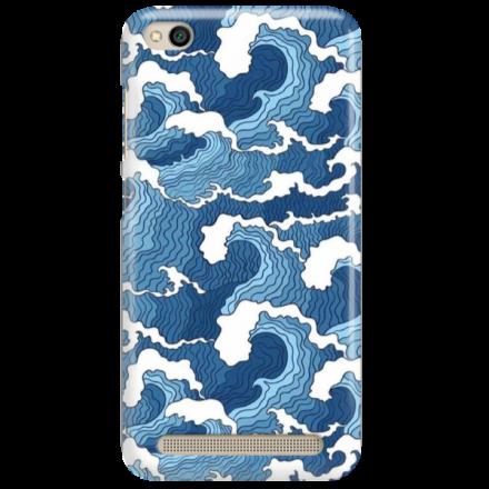 Etui na telefon XIAOMI REDMI 5A FALE WAVES