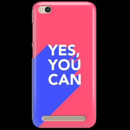 Etui na telefon XIAOMI REDMI 5A YES YOU CAN