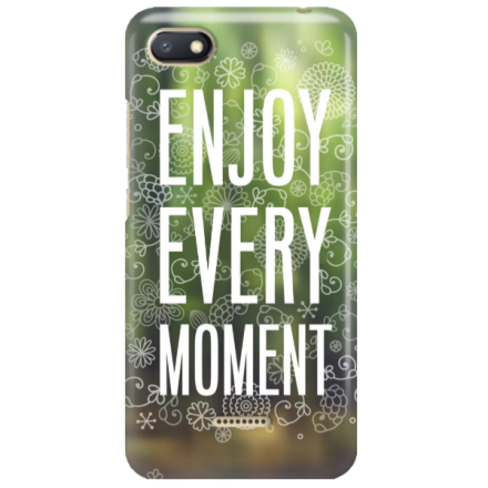 Etui na telefon XIAOMI REDMI 6A ENJOY EVERY MOMENT 2
