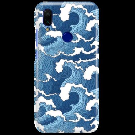 Etui na telefon XIAOMI REDMI 7 FALE WAVES
