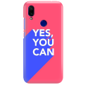 Etui na telefon XIAOMI REDMI 7 YES YOU CAN