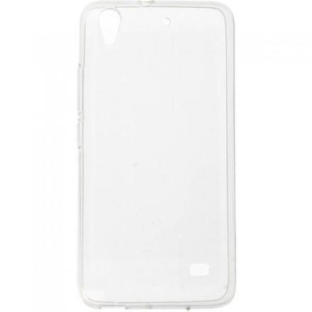 ETUI CLEAR 0.5mm NA TELEFON HUAWEI G620s TRANSPARENTNY