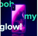ETUI LIQUID NEON NA TELEFON IPHONE 7 / 8 ZIELONY