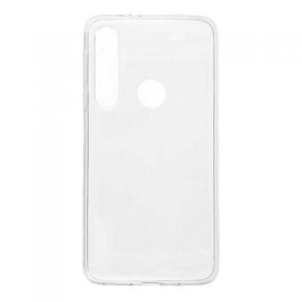 ETUI CLEAR 0.3mm NA TELEFON MOTOROLA MOTO ONE MACRO TRANSPARENTNY
