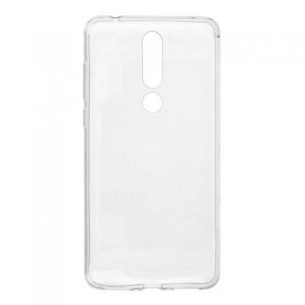 ETUI CLEAR 0.3mm NA TELEFON NOKIA 3.1 PLUS TRANSPARENTNY