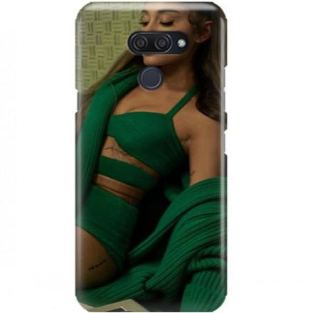 ETUI CLEAR NA TELEFON LG K50 / Q60 ARIANA GRANDE 2