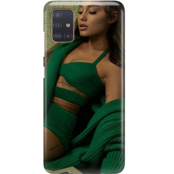 Etui Clear Na Telefon Samsung Galaxy A51 Ariana Grande 2 Sklep Printycases