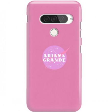 ETUI CLEAR NA TELEFON LG G8S / G8S THINQ ARIANA GRANDE 3