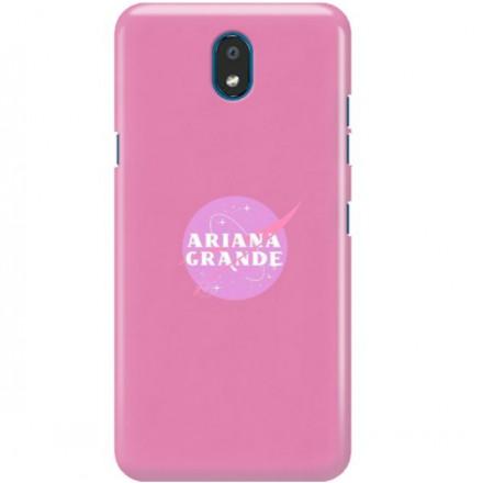 ETUI CLEAR NA TELEFON LG K30 2019 ARIANA GRANDE 3