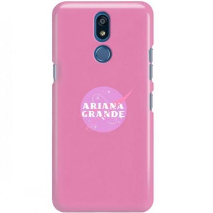 ETUI CLEAR NA TELEFON LG K40 ARIANA GRANDE 3