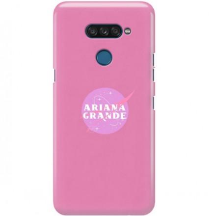 ETUI CLEAR NA TELEFON LG K50S ARIANA GRANDE 3