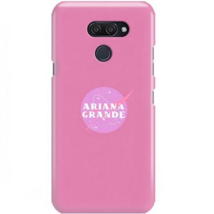 ETUI CLEAR NA TELEFON LG K50 / Q60 ARIANA GRANDE 3