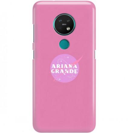 ETUI CLEAR NA TELEFON NOKIA 6.2 / 7.2 ARIANA GRANDE 3