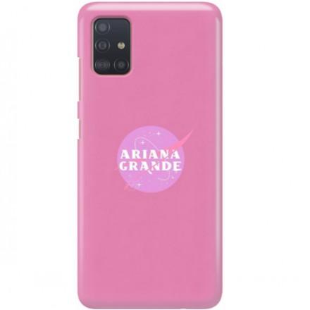 ETUI CLEAR NA TELEFON SAMSUNG GALAXY A51 ARIANA GRANDE 3