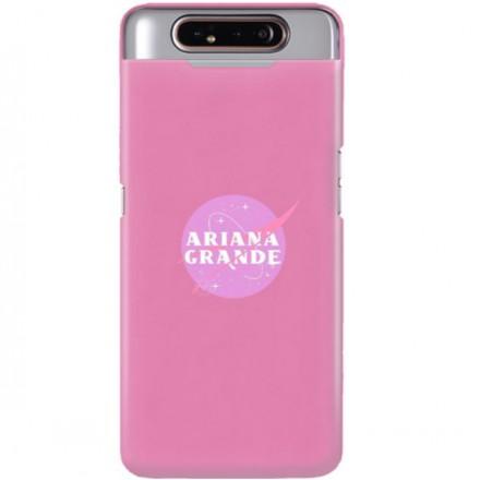 ETUI CLEAR NA TELEFON SAMSUNG GALAXY A90 ARIANA GRANDE 3