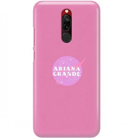 ETUI CLEAR NA TELEFON XIAOMI REDMI 8 ARIANA GRANDE 3