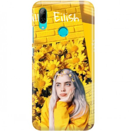 ETUI CLEAR NA TELEFON HUAWEI Y7 2019 BILLIE EILISH 1