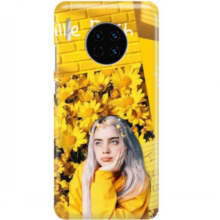 ETUI CLEAR NA TELEFON HUAWEI MATE 30 BILLIE EILISH 1