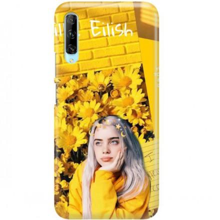 ETUI CLEAR NA TELEFON HUAWEI P SMART PRO / HONOR Y9S BILLIE EILISH 1