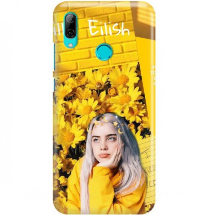 ETUI CLEAR NA TELEFON HUAWEI P SMART Z / HONOR 9X BILLIE EILISH 1