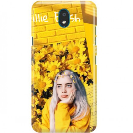 ETUI CLEAR NA TELEFON LG K30 2019 BILLIE EILISH 1