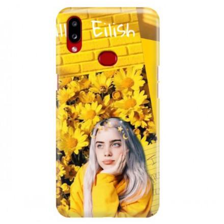 ETUI CLEAR NA TELEFON SAMSUNG GALAXY A10S BILLIE EILISH 1