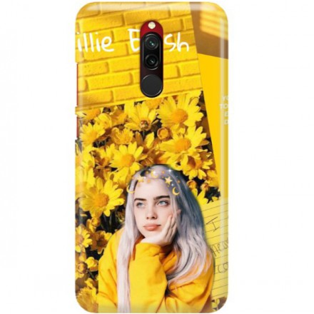 ETUI CLEAR NA TELEFON XIAOMI REDMI 8 BILLIE EILISH 1