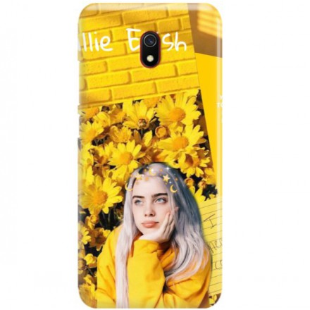 ETUI CLEAR NA TELEFON XIAOMI REDMI 8A BILLIE EILISH 1