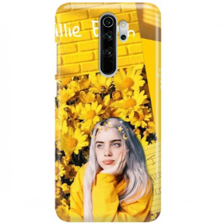 ETUI CLEAR NA TELEFON XIAOMI REDMI NOTE 8 PRO BILLIE EILISH 1