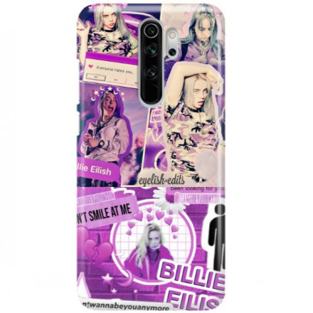 ETUI CLEAR NA TELEFON XIAOMI REDMI NOTE 8 PRO BILLIE EILISH 2