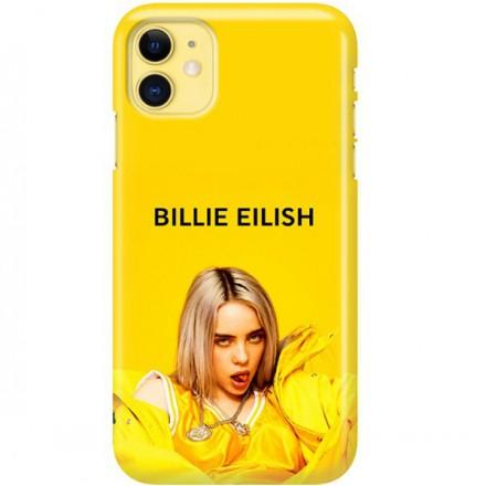 ETUI CLEAR NA TELEFON APPLE IPHONE 11 BILLIE EILISH 3
