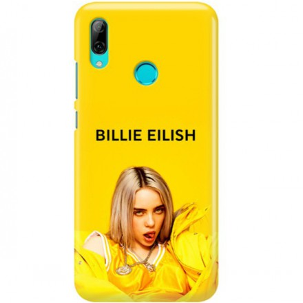 ETUI CLEAR NA TELEFON HUAWEI Y7 2019 BILLIE EILISH 3