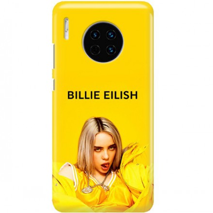 ETUI CLEAR NA TELEFON HUAWEI MATE 30 BILLIE EILISH 3