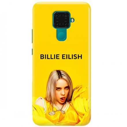 ETUI CLEAR NA TELEFON HUAWEI MATE 30 LITE BILLIE EILISH 3