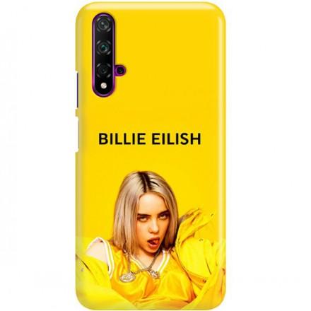 ETUI CLEAR NA TELEFON HUAWEI NOVA 5 BILLIE EILISH 3