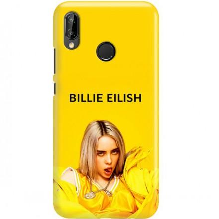 ETUI CLEAR NA TELEFON HUAWEI P20 LITE 2019 / NOVA 5I BILLIE EILISH 3