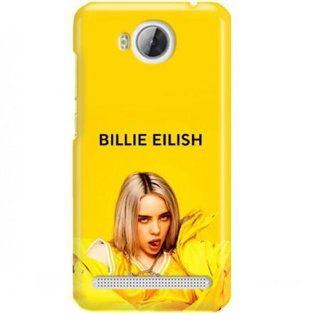 ETUI CLEAR NA TELEFON HUAWEI Y3 II BILLIE EILISH 3