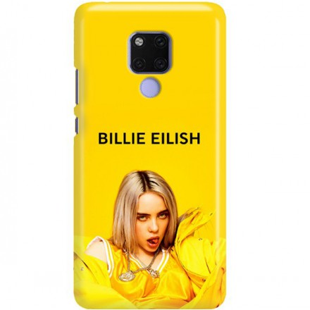 ETUI CLEAR NA TELEFON HUAWEI MATE 20 X BILLIE EILISH 3