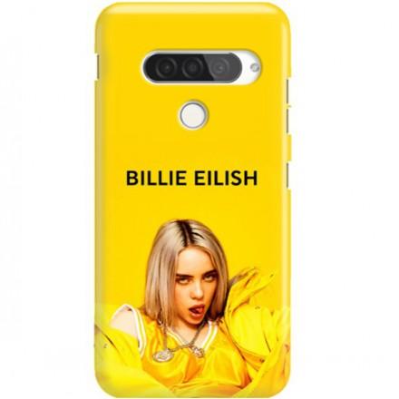 ETUI CLEAR NA TELEFON LG G8S / G8S THINQ BILLIE EILISH 3