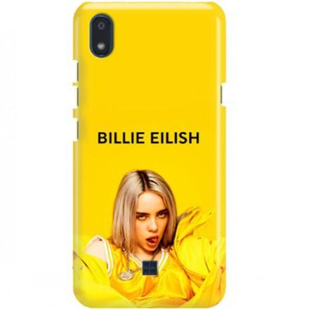 ETUI CLEAR NA TELEFON LG K20 BILLIE EILISH 3